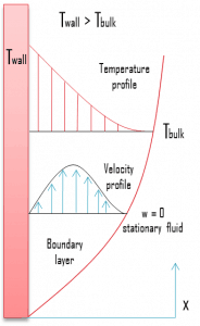 Natural Convection - boundary layer