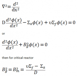 solution of diffusion equation - infinite slab